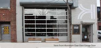 Overhead Door Store Aluminum Glass Garage Doors In Nyc New York Gates