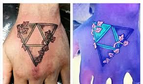 Black Light Tattoos Do Black Light Tattoos Cost More Than Regular Ink