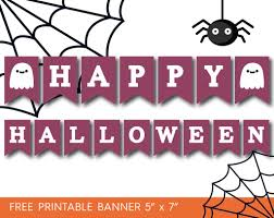 happy halloween banner free printable news u2013 page 8 u2013 js digital paper
