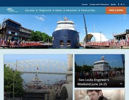tourism bureau michigan travel and tourism websites and web development