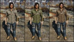 Fallout Clothes For Sale Steam Community Guide Fallout 4 Mods List