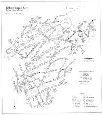 Robbers Cave State Park Map Robber Baron Cave The Best Cave