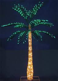 6 5 u0027 lighted tropical palm tree with grapevine design outdoor yard