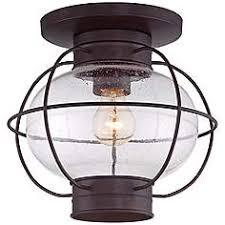 copper flush mount light copper flush mount outdoor lighting ls plus