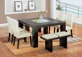dining room sets bench dining room set with