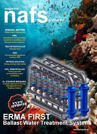 ballast water treatment technology 2017 by rivieramaritimemedia