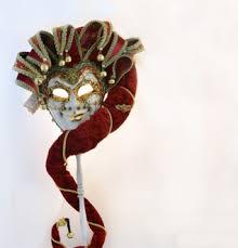 jesters mask jolly jester blue mask venetian masks 1001 venetian masks