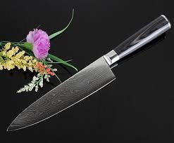 kitchen knives reviews micarta damascus kitchen knives 8 inch