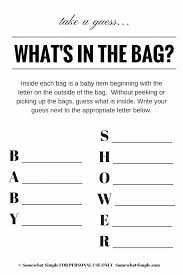 baby shower guessing simple baby shower idea easy useful and somewhat simple