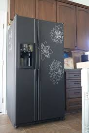 Interior Painting Cost Best 25 Chalkboard Paint Refrigerator Ideas On Pinterest
