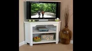 Furniture Design For Tv Corner Gorgeous White Corner Tv Stand Design Ideas Youtube