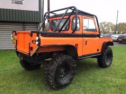 land rover discovery pickup land rover defender 90 pickup modified 4x4 in southwell