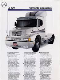mercedes benz caminhões antigos brasileiros página 9