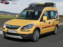 Bryanrw Chops New Opel Combo