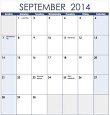 printable monthly planner september 2014 17 best calendar templates images on pinterest free printable