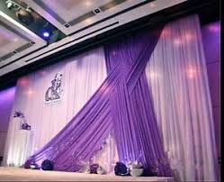 Wedding Backdrop Ebay Luxury Backdrop Drapes For Wedding Party Stage Decoration Fabric