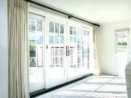 Patio Door Ideas Sliding Glass Door Window Treatments Ideas Window