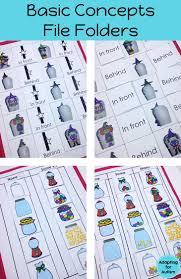 156 best autism file folder activities u0026 resources images on