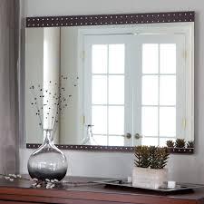 furniture pretty bellacor mirrors with silver stylish design of