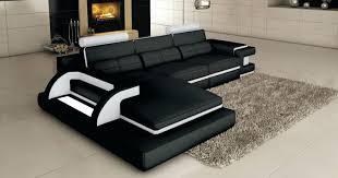 canape angle noir et blanc canape canape noir et blanc canape panama noir et blanc but
