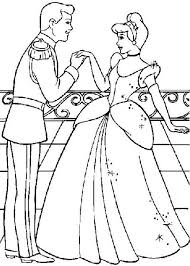 cinderella prince charming coloring pages 4th birthday