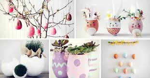easter decoration ideas 20 amazing easter decoration ideas you can make yourself
