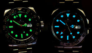 Green Or Blue Review On Replica Rolex Explorer Ii 216570 Watch Www Replica