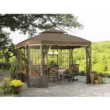 Pergola Mosquito Net by L Gz120pst 2s N