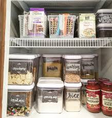 pantry organization on a budget organized life design
