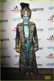 janet jackson halloween costume adam lambert genie at halloweenie holiday concert photo 2979564