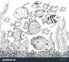 underwater dinosaurs coloring pages coloring pages underwater coloring pages download sea animals to