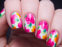 23 simple summer nail designs stylepics