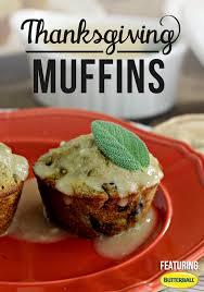 thanksgiving muffins butterball turkey wanna bite
