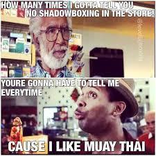 Muay Thai Memes - 110 best palapon muay thai funny stuff images on pinterest kick
