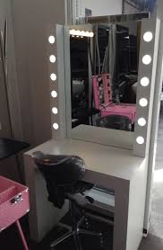 portable hair and makeup stations salon stations workstations hair beauty furniture
