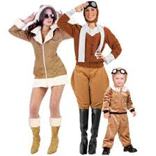 Airplane Halloween Costume Airplane Pilot Costumes Aviation Costumes Brandsonsale