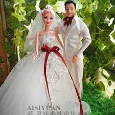 wedding gift argos 29 30 cm wedding and groom doll wedding dress