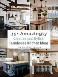 farm style kitchen cabinets for sale 35 amazingly creative and stylish farmhouse kitchen ideas