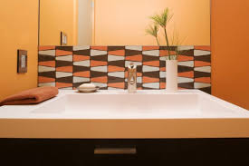Midcentury Modern Bathroom Tile By Style Mod About Midcentury Bathrooms Fireclay Tile