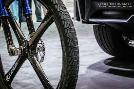 lexus f sport bicycle price lexus nxb mountain bike concept displayed at tokyo motor show