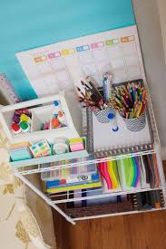 Back To School Desk Organization Diy Back To School Homework Stations Homework Station Homework