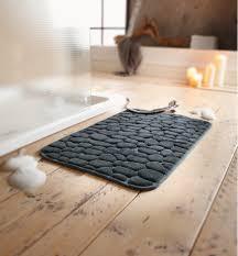 deko online kaufen badvorleger u201estone u201c