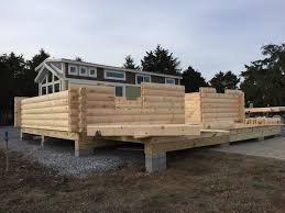tiny cabin tiny cabin takes shape natural element homes