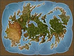 Fantasy Map Fantasy Map I U0027m Working On Part 2 Worldbuilding