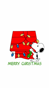 peachy designs free snoopy wallpaper christmas