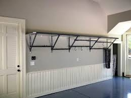 popular of white garage shelving and diy garage storage favorite