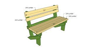 simple outdoor wooden bench plans furniture wooden garden