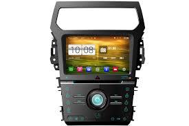 2013 ford explorer upgrades ford explorer android gps navigation car stereo 2010 2016