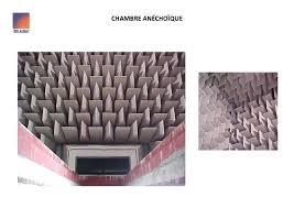 chambre sourde chambre anéchoïque acoustique ou chambre sourde delaunay sas