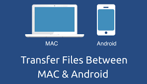 android mac how to transfer files from mac to android phone